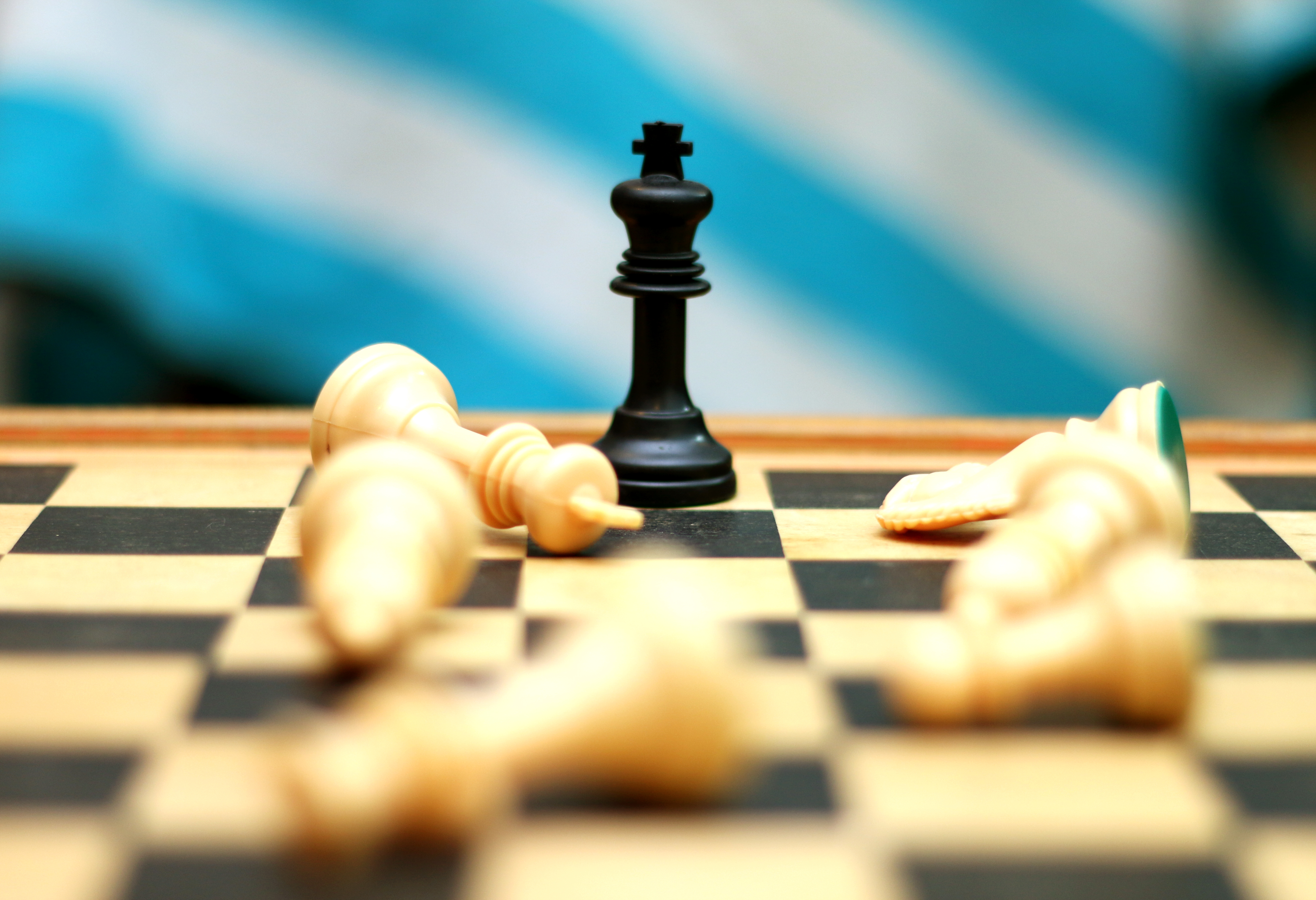 Canva - King Chess Piece