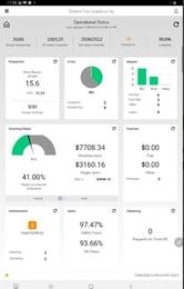 eTruckBiz Optix App