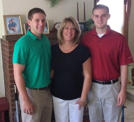 Ron Levine's Family